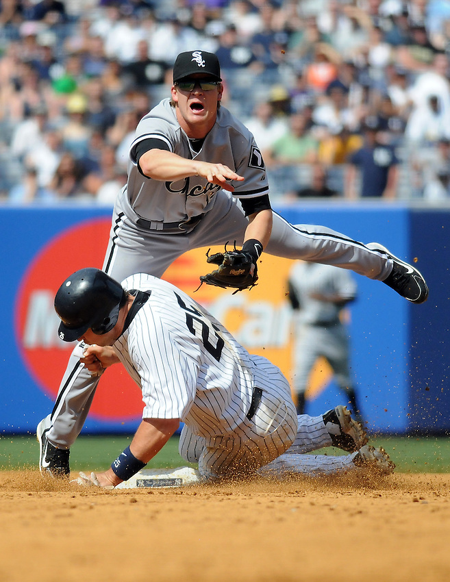 5/110.CHICAGO WHITE SOX @ NEW YORK YANKEES