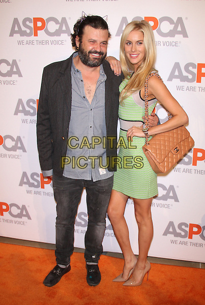NEW YORK, NY - OCTOBER 16: Domingo Zapata at ASPCA Young Friends Benefit at IAC Building on October 16, 2014 in New York City.  <br /> CAP/MPI/RW<br /> &copy;RW/ MediaPunch/Capital Pictures