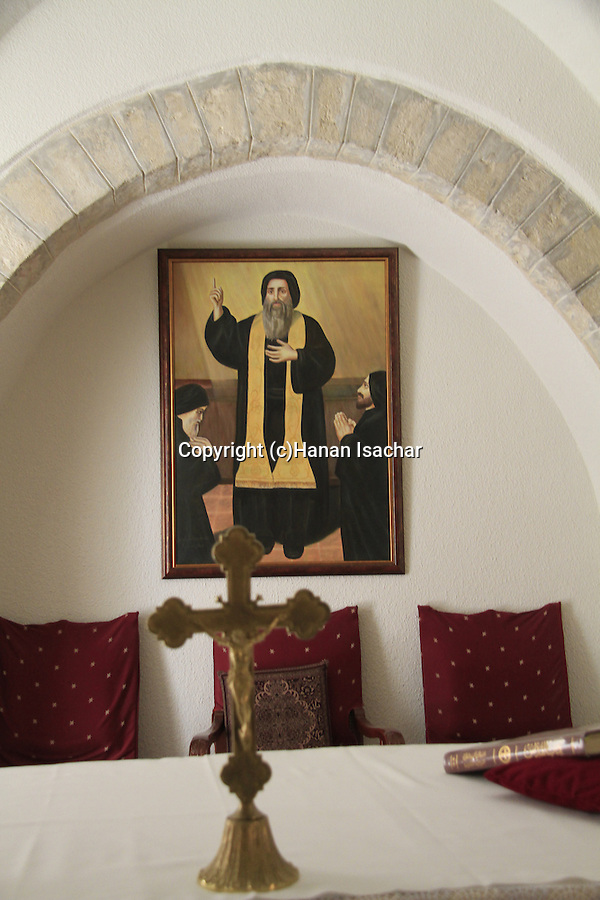 Israel, Jerusalem, the Church of the Maronite Patriarchal Exarchate in the Old City