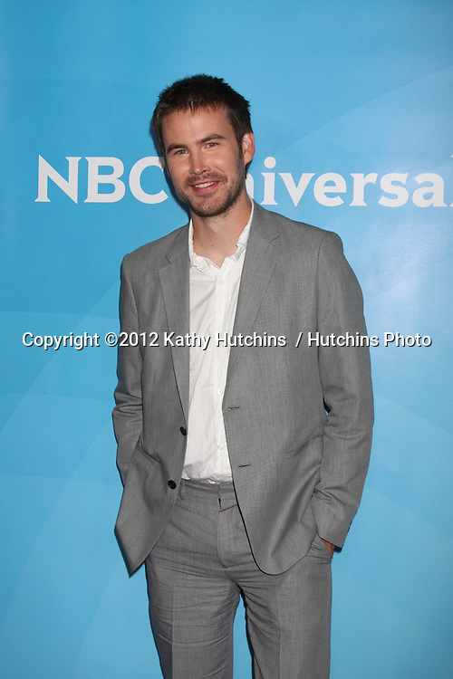 LOS ANGELES - JUL 24:  Zach Cregger arrives at the NBC TCA Summer 2012 Press Tour at Beverly Hilton Hotel on July 24, 2012 in Beverly Hills, CA