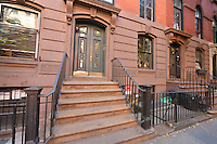 Entrance at 120 East 10th Street