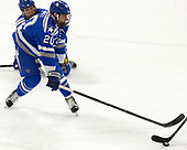 (Boje) Dan Bailey (AFA - 20) - The Harvard University Crimson defeated the Air Force Academy Falcons 3-2 in the NCAA East Regional final on Saturday, March 25, 2017, at the Dunkin' Donuts Center in Providence, Rhode Island.