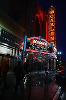 The 2019 Mayor's Inaugural Gala to benefit the Oakland Promise was held on January 11, 2019 at the Fox Theater in Oakland.