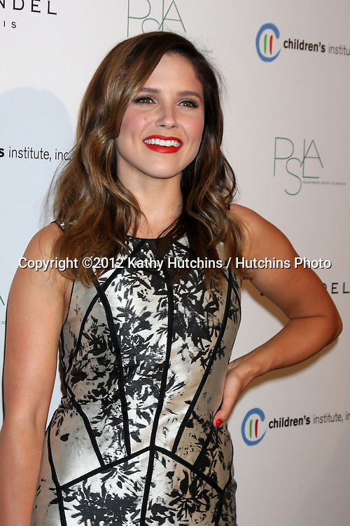LOS ANGELES - OCT 17:  Sophia Bush arrives at  3rd Annual Autumn Party with designer J Mendel at The London West Hollywood on October 17, 2012 in West Hollywood, CA