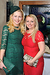 Pictured at the Christmas in Killarney Fashion Show in the Aghadoe Heights Hotel on Thursday night were from left, sisters Emma and Karen Kelleher, from Rathmore<br /> Picture by Don MacMonagle<br /> <br /> PR Photo from CIK