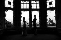 Alan & Lori's Edinburgh Zoo Wedding
