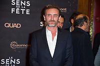 JEAN PAUL ROUVE - PREMIERE DU FILM 'SENS DE LA FETE' AU GRAND REX A PARIS, 26 SEPTEMBRE 2017