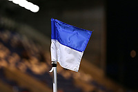 Corner flag during Colchester United vs Forest Green Rovers, Sky Bet EFL League 2 Football at the JobServe Community Stadium on 12th March 2019