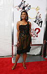 """Guiding Light's Sharon Leal """"Dahlia"""" stars (a couple with Tyler Perry in   movie) and attends the premiere of Tyler Perry's Why Did I Get Married Too? on March 22, 2010 at the School Of Visual Ats Theater, New York City, NY. (Photos by Sue Coflin/Max Photos)"""