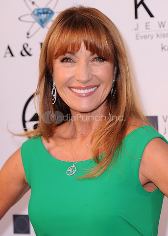 MALIBU, CA - MAY 10:  Jane Seymour at the 4th Annual Open Hearts Gala at a private residence on May 10, 2014 in Malibu, California. Credit: PGSK/MediaPunch