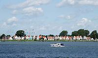 Nederland Durgerdam 2019. Dijkhuizen in Durgerdam.   Foto Berlinda van Dam / Hollandse Hoogte