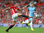 Henrikh Mkhitaryan of Manchester United during the Premier League match at Old Trafford Stadium, Manchester. Picture date: September 10th, 2016. Pic Simon Bellis/Sportimage