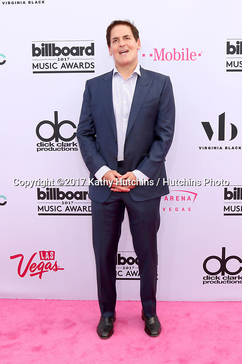 LAS VEGAS - MAY 21:  Mark Cuban at the 2017 Billboard Music Awards - Arrivals at the T-Mobile Arena on May 21, 2017 in Las Vegas, NV
