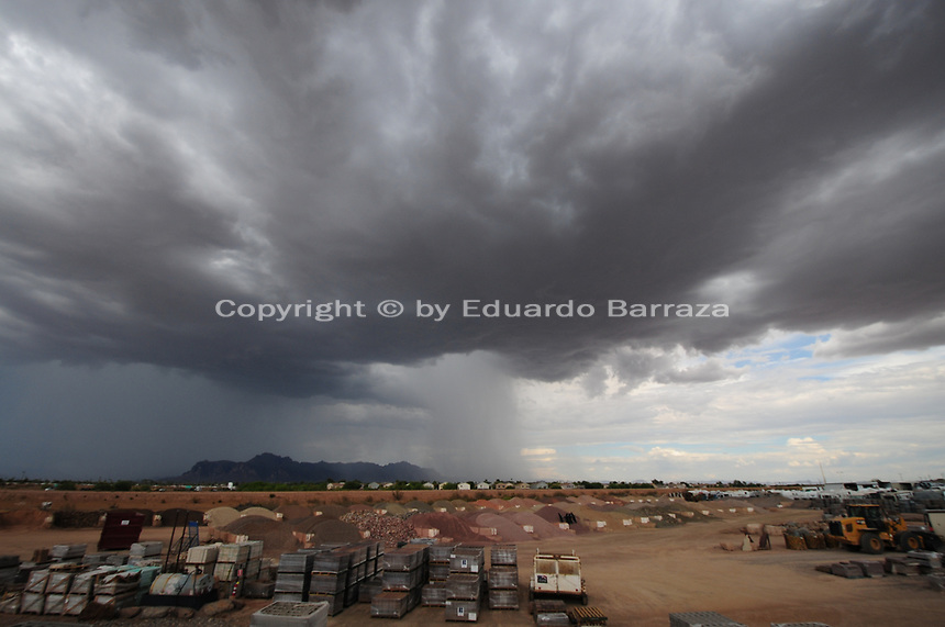 Arizona Monsoon Season 2019