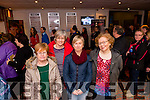 L-R Mary Lynch, Caterine Sheehan, Letitia Lynch and Anita Scott at the INEC, Killarney last Saturday morning.