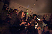 Folk Around The House, Live Acoustic Music Session, (Mar17th 2017), Moseley, Brimingham