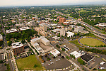 Aerial View of Downtown Vancouver, Washington