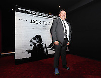 Pictured: Club announcer and chaplain Kevin Johns showing his different socks he is wearing for charity. Friday 12 September 2014<br />