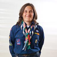 Scout from Portugal. Photo: Jonas Elmqvist