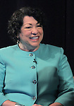 Writers Bloc presents U.S Justice Sonia Sotomayor 26th January 2013,The Saban Theatre,Los Angeles.CA.USA