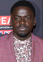 Daniel Kaluuya attends the BAFTA Los Angeles Awards Season Tea Party at Hotel Four Seasons in Beverly Hills, California, USA, on 06 January 2018. Photo: Hubert Boesl - NO WIRE SERVICE - Photo: Hubert Boesl/dpa /MediaPunch ***FOR USA ONLY***