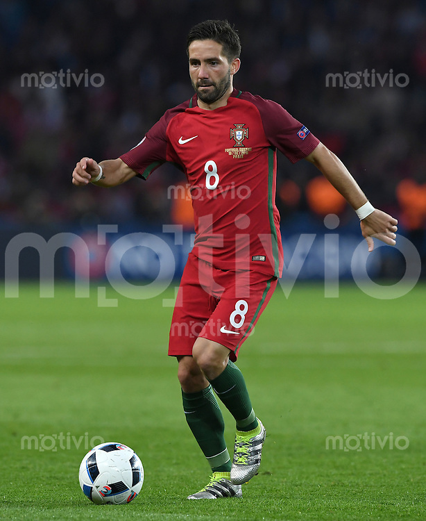 FUSSBALL EURO 2016 GRUPPE F IN PARIS Portugal - Oesterreich      18.06.2016 Joao Moutinho (Portugal)