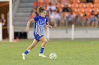 Houston, TX - Sunday Sept. 11, 2016: Angela Salem during a regular season National Women's Soccer League (NWSL) match between the Houston Dash and the Boston Breakers at BBVA Compass Stadium.