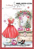John, CHRISTMAS SYMBOLS, WEIHNACHTEN SYMBOLE, NAVIDAD SÍMBOLOS, paintings+++++,GBHSSXC50-1138A,#xx#