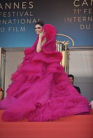 Deepika Padukone<br /> CANNES, FRANCE - MAY 11: ''Ash Is The Purest White' (Jiang Hu Er Nv)'during the 71st annual Cannes Film Festival at Palais des Festivals on May 11, 2018 in Cannes, France. <br /> CAP/PL<br /> &copy;Phil Loftus/Capital Pictures