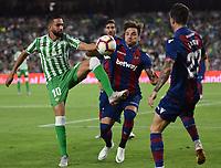 2018.08.17 La Liga Real Betis VS Levante