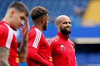David McGoldrick of Sheffield United seen during the Premier League match between Chelsea and Sheff United at Stamford Bridge, London, England on 31 August 2019. Photo by Carlton Myrie / PRiME Media Images.