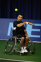 17-11-06,Amsterdam, Tennis, Wheelchair Masters, Nicolas Taylor