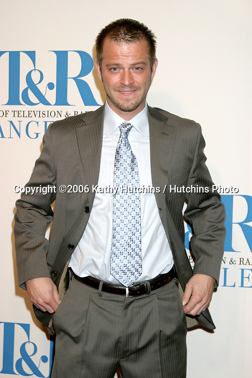 Carmine Giovinazzo.Museum of TV & Radio Annual Gala IHO Les Moonves and Jerry Bruckheimer.Regent Beverly Wilshire Hotel.Beverly Hills, CA.October 30, 2006.©2006 Kathy Hutchins / Hutchins Photo....