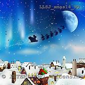 Sinead, CHRISTMAS SYMBOLS, paintings, LLSJXMAS14/90,#XX# Symbole, Weihnachten, Geschäft, símbolos, Navidad, corporativos, illustrations, pinturas