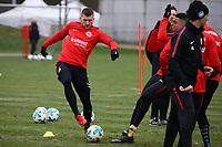 Ante Rebic (Eintracht Frankfurt) - 05.12.2017: Eintracht Frankfurt Training, Commerzbank Arena