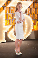 Spanish model Judit Masco poses during Licor 43 presentation in Madrid, Spain. January 29, 2015. (ALTERPHOTOS/Victor Blanco) /nortephoto.com<br />