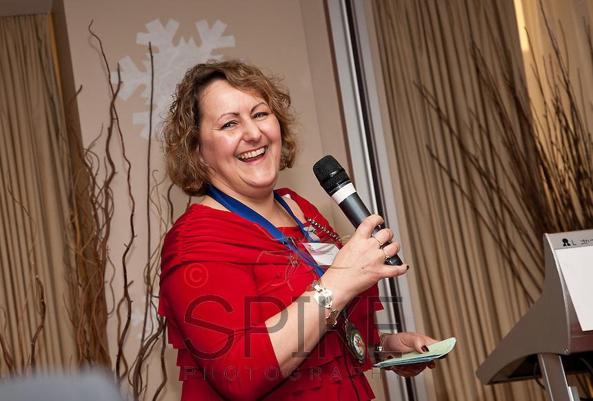 Deborah Labbate, President of Nottingham City Business Clubr