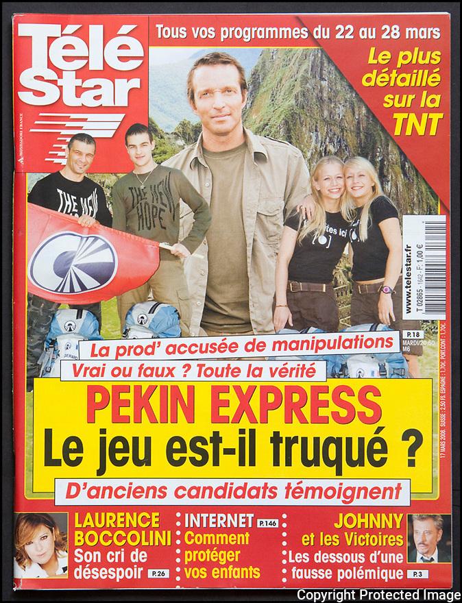 Presse<br /> Télé Star