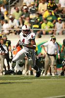 2 September 2006: Mark Bradford during Stanford's 48-10 loss to the Oregon Ducks at Autzen Stadium in Eugene, OR.
