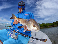 Eagle Claw Redfish