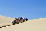 Dune buggy ride with Sandland Adventures on the sand dunes at Oregon Dunes National Recreation Area on the central Oregon Coast.