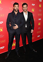 HOLLYWOOD, CA - JANUARY 08: Singer/actor Ricky Martin attends the Premiere Of FX's 'The Assassination Of Gianni Versace: American Crime Story' at ArcLight Hollywood on January 8, 2018 in Hollywood, California.HOLLYWOOD, CA - JANUARY 08: Singer/actor Ricky Martin and Jwan Yosef attend the Premiere Of FX's 'The Assassination Of Gianni Versace: American Crime Story' at ArcLight Hollywood on January 8, 2018 in Hollywood, California.<br /> CAP/ROT/TM<br /> &copy;TM/ROT/Capital Pictures