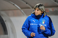 20200307  Parchal , Portugal : Italian head coach Milena Bertolini pictured before the female football game between the national teams of New Zealand called the Football Ferns and Italy , called the Azzurre on the second matchday of the Algarve Cup 2020 , a prestigious friendly womensoccer tournament in Portugal , on saturday 7 th March 2020 in Parchal , Portugal . PHOTO SPORTPIX.BE | STIJN AUDOOREN