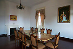 Dining Room In Consular Residence, Zhenjiang (Chinkiang).