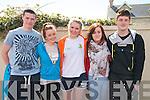 Ballybunion Road Race : Attending the annual Ballybunion 10K & half marathon race held in Ballybunion on saturday were Shane Fitzgerald , Glin, Aoife Ferriter, Ballybunion, Jennifer Brosna, Ballybunion, Saoirse O'Connor, Ballylongford & Billy Joy, Ballydonoghue.