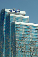 China Telecom Headquarters, Beijing, China..