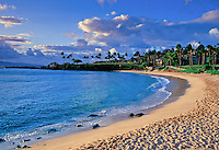 West Maui's Kapalua beach and bay