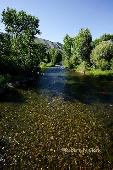 Big Wood River, Idaho
