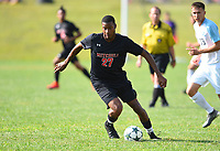 Mitchell MSoccer at Conn. College 9/6/2017