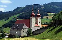 Österreich, Steiermark, Stift Lambrecht